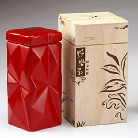 鶯歌燒罐裝高梨山紅茶
