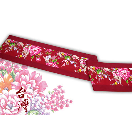 台灣花布旗布 Taiwan soft breeze Multicolor cloth tablecloth